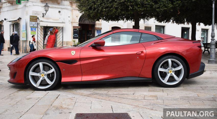 DRIVEN: Ferrari Portofino – bolder and broader appeal Image #926658