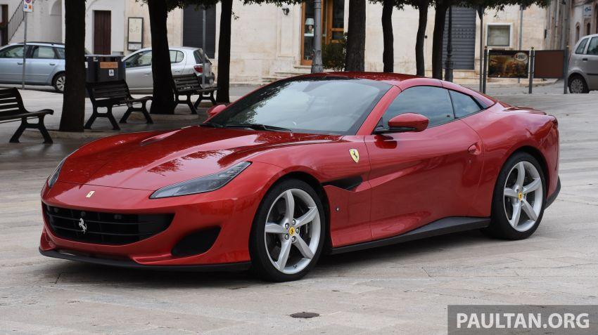 DRIVEN: Ferrari Portofino – bolder and broader appeal Image #926661