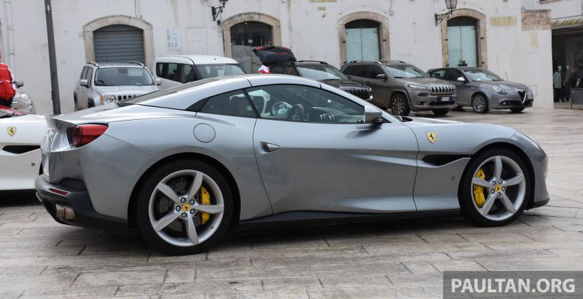 DRIVEN: Ferrari Portofino – bolder and broader appeal Image #926662