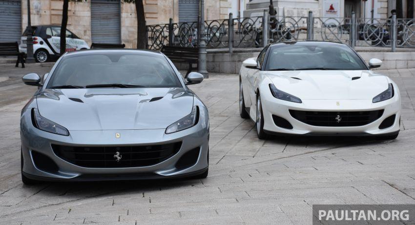 DRIVEN: Ferrari Portofino – bolder and broader appeal Image #926663