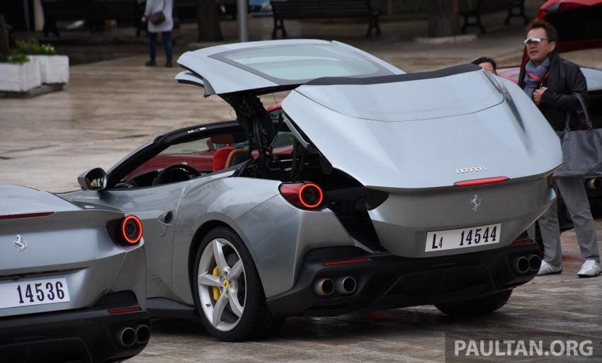 DRIVEN: Ferrari Portofino – bolder and broader appeal Image #926664