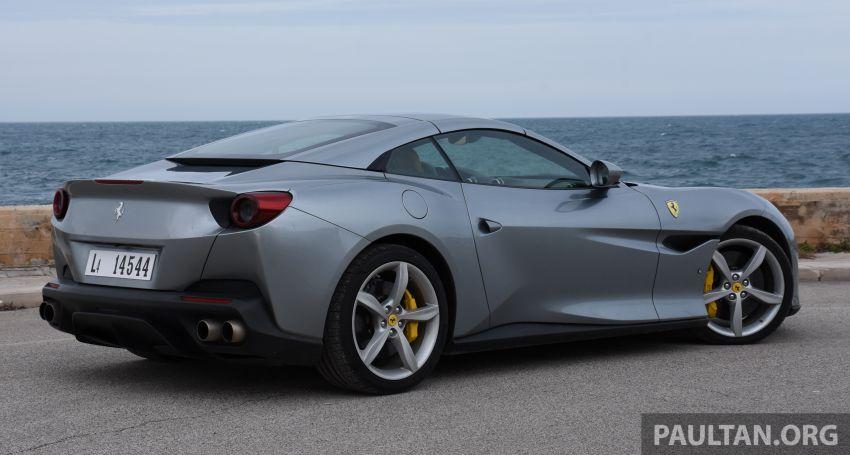 DRIVEN: Ferrari Portofino – bolder and broader appeal Image #926641