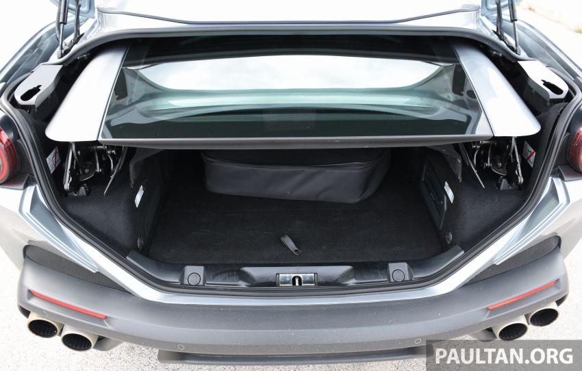 DRIVEN: Ferrari Portofino – bolder and broader appeal Image #926674