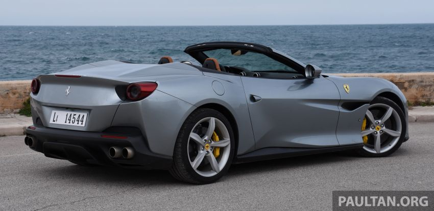 DRIVEN: Ferrari Portofino – bolder and broader appeal Image #926642