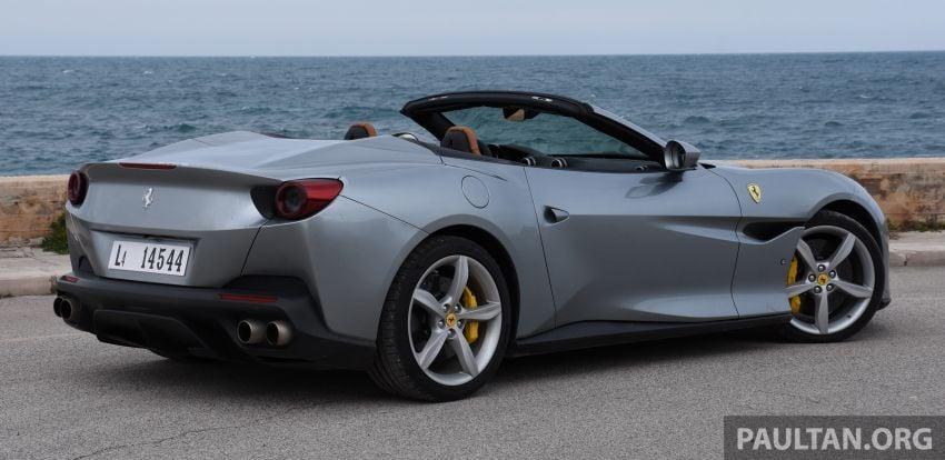 DRIVEN: Ferrari Portofino – bolder and broader appeal Image #926642