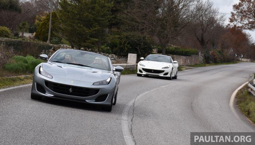 DRIVEN: Ferrari Portofino – bolder and broader appeal Image #926678