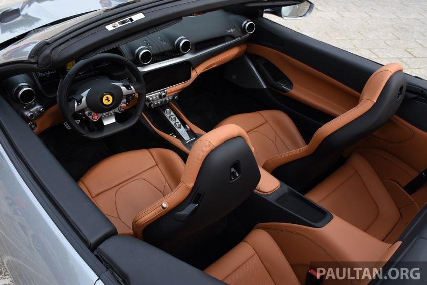 DRIVEN: Ferrari Portofino – bolder and broader appeal Image #926687