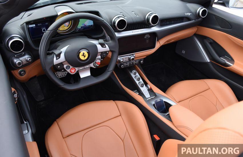 DRIVEN: Ferrari Portofino – bolder and broader appeal Image #926688