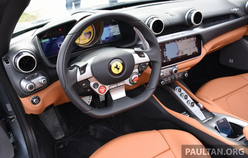 DRIVEN: Ferrari Portofino – bolder and broader appeal Image #926692