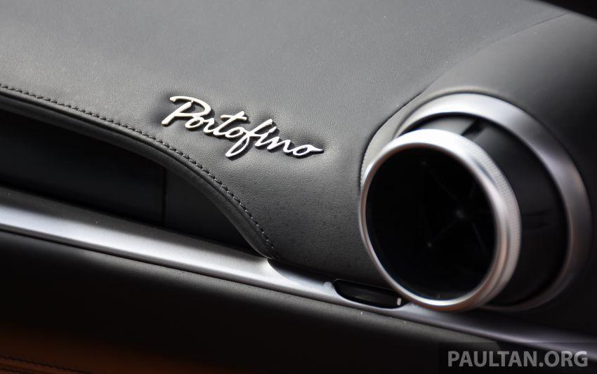 DRIVEN: Ferrari Portofino – bolder and broader appeal Image #926693