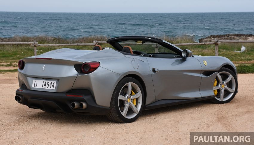DRIVEN: Ferrari Portofino – bolder and broader appeal Image #926644