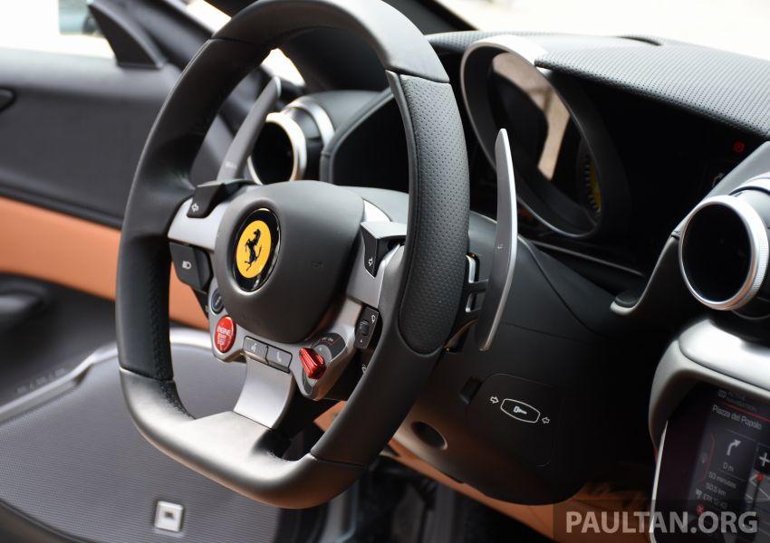 DRIVEN: Ferrari Portofino – bolder and broader appeal Image #926698