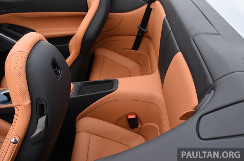 DRIVEN: Ferrari Portofino – bolder and broader appeal Image #926704