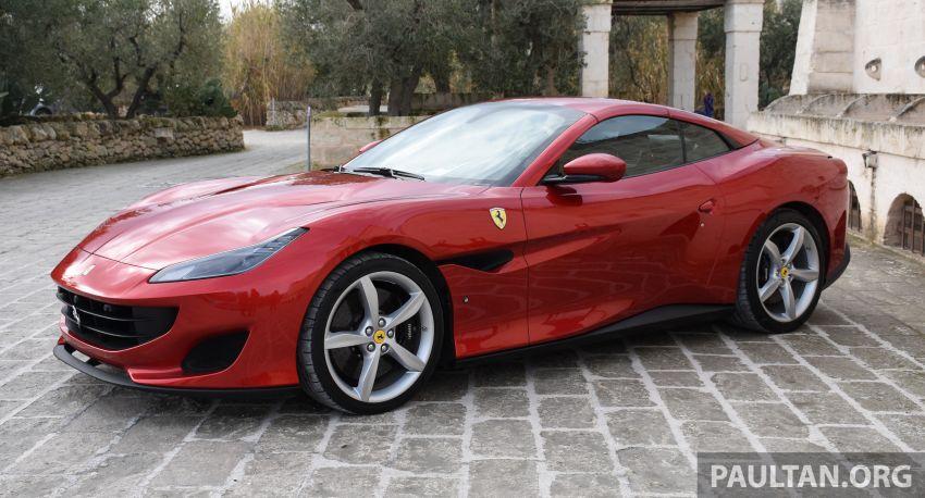 DRIVEN: Ferrari Portofino – bolder and broader appeal Image #926645
