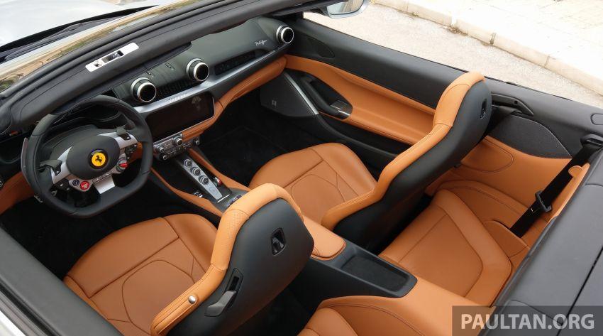 DRIVEN: Ferrari Portofino – bolder and broader appeal Image #926708