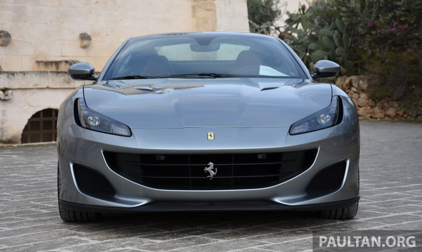 DRIVEN: Ferrari Portofino – bolder and broader appeal Image #926646