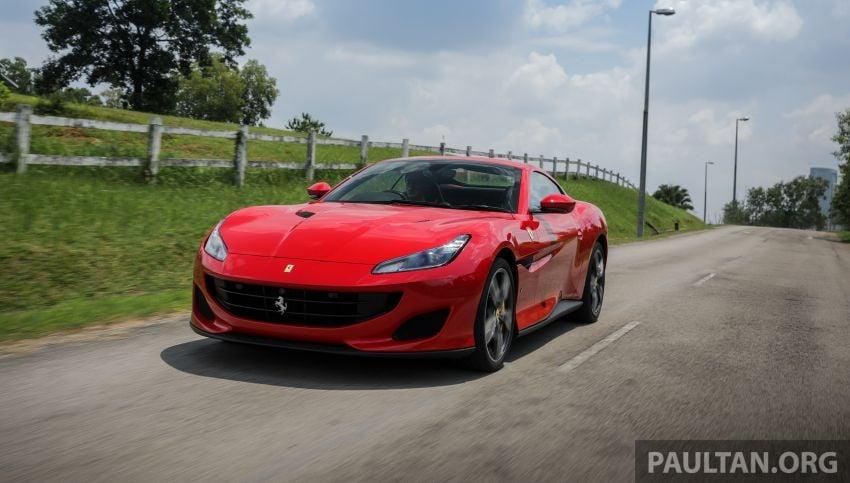 DRIVEN: Ferrari Portofino – bolder and broader appeal Image #926711