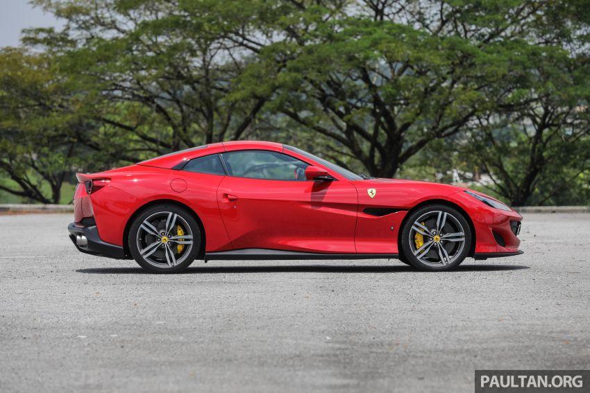 DRIVEN: Ferrari Portofino – bolder and broader appeal Image #926723