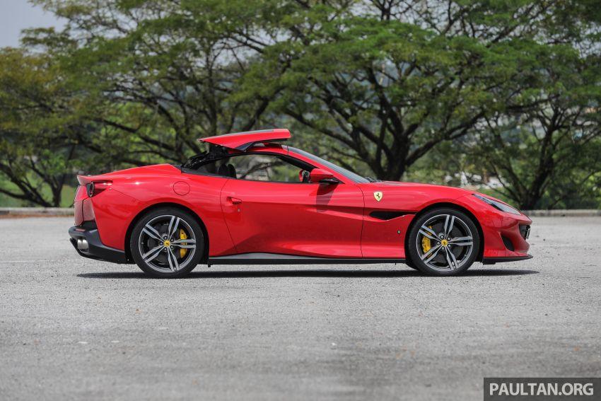 DRIVEN: Ferrari Portofino – bolder and broader appeal Image #926726