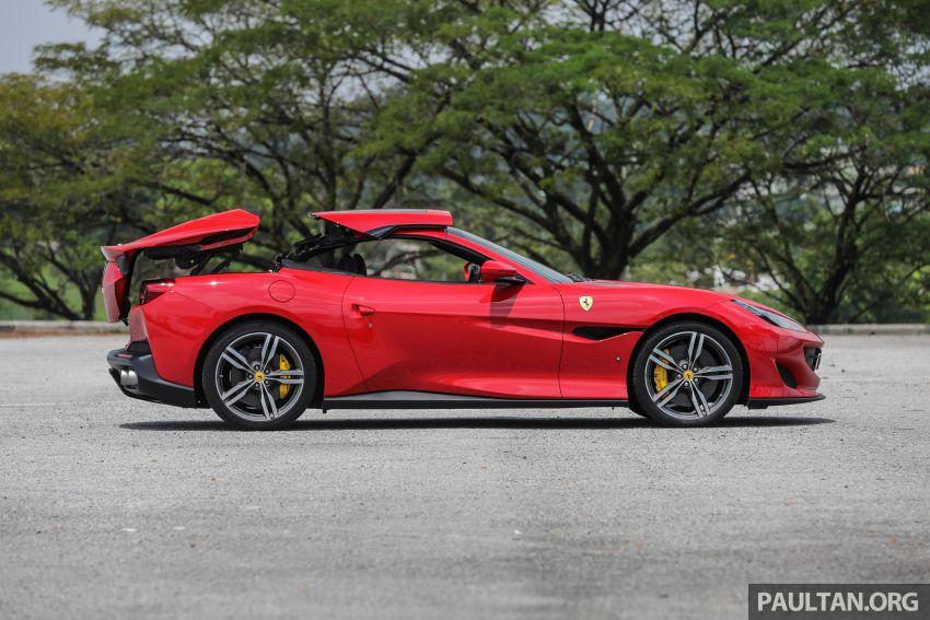 DRIVEN: Ferrari Portofino – bolder and broader appeal Image #926727