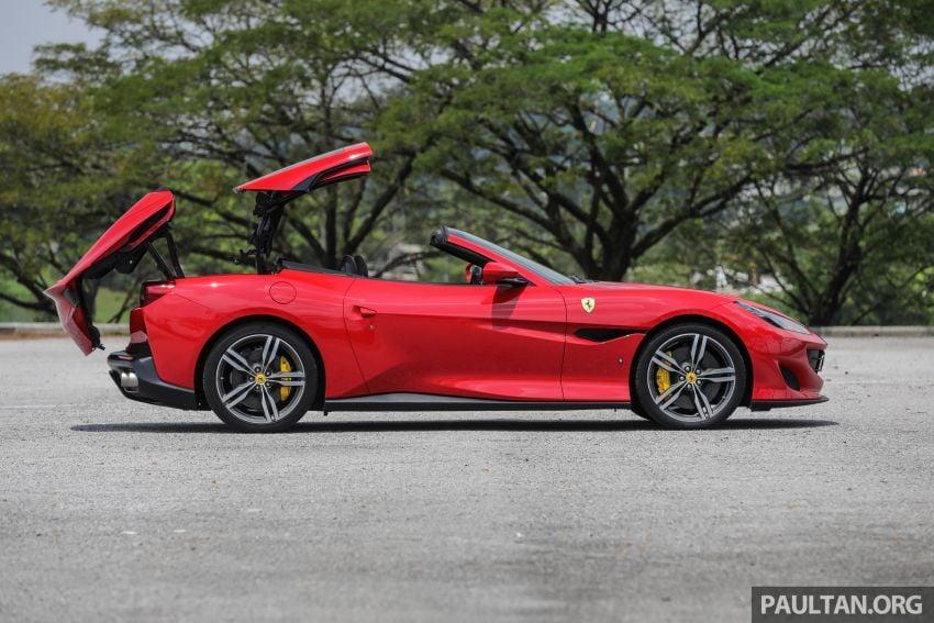 DRIVEN: Ferrari Portofino – bolder and broader appeal Image #926729