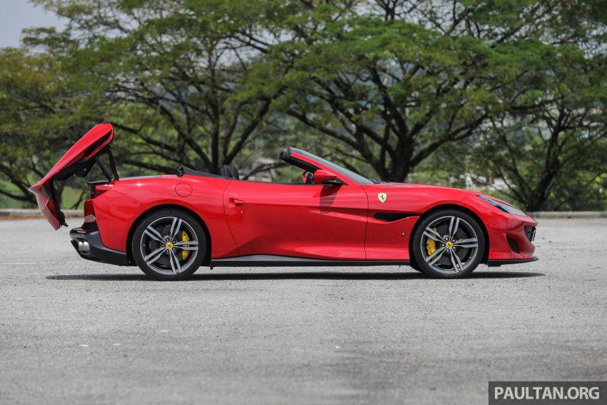 DRIVEN: Ferrari Portofino – bolder and broader appeal Image #926730