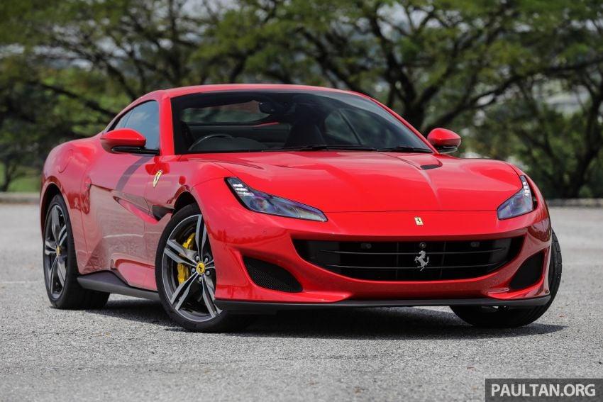 DRIVEN: Ferrari Portofino – bolder and broader appeal Image #926714
