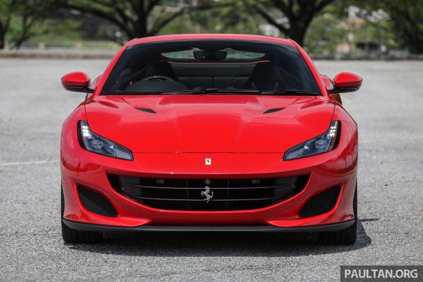 DRIVEN: Ferrari Portofino – bolder and broader appeal Image #926732