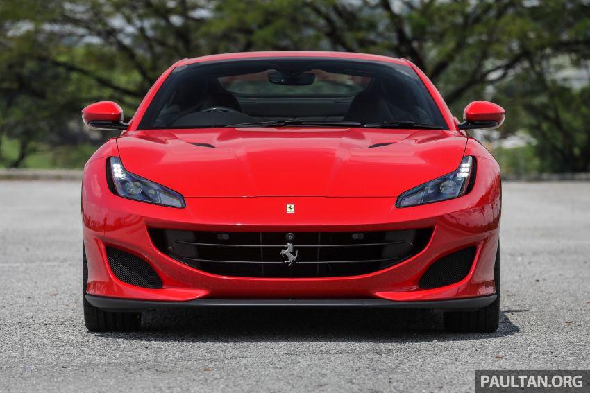 DRIVEN: Ferrari Portofino – bolder and broader appeal Image #926733