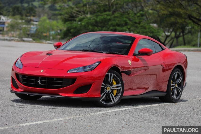 DRIVEN: Ferrari Portofino – bolder and broader appeal Image #926715