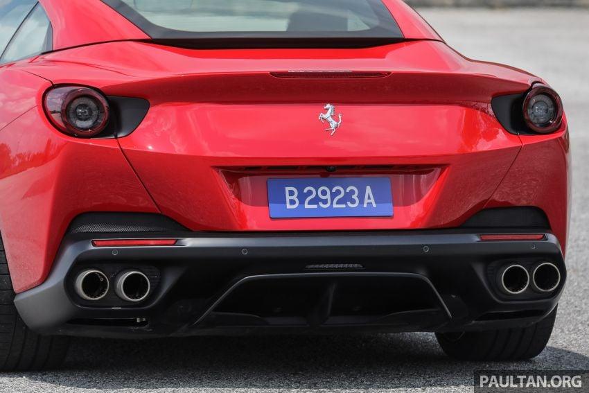 DRIVEN: Ferrari Portofino – bolder and broader appeal Image #926750