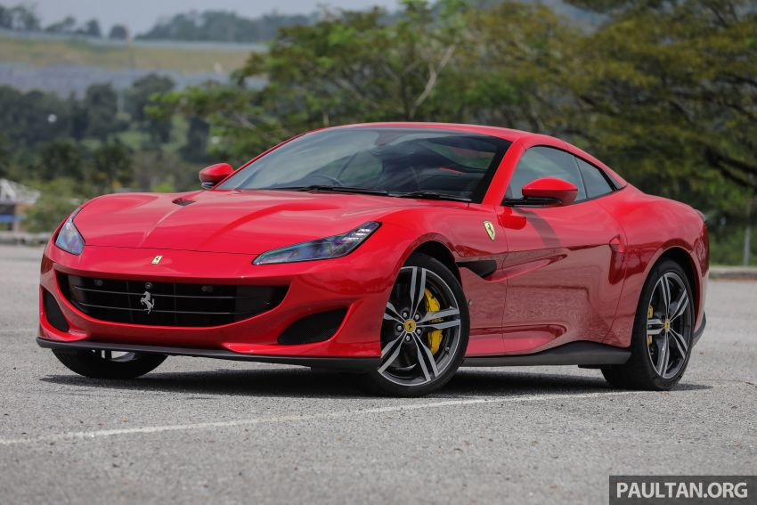 DRIVEN: Ferrari Portofino – bolder and broader appeal Image #926716