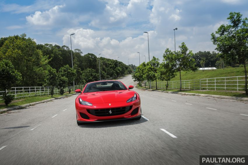 DRIVEN: Ferrari Portofino – bolder and broader appeal Image #926759