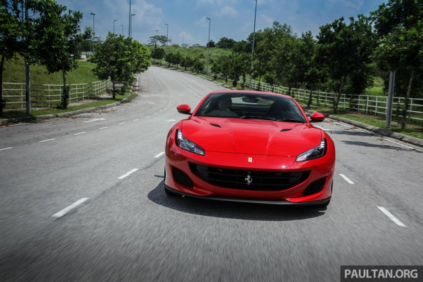 DRIVEN: Ferrari Portofino – bolder and broader appeal Image #926760