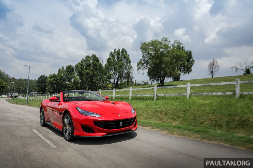 DRIVEN: Ferrari Portofino – bolder and broader appeal Image #926762