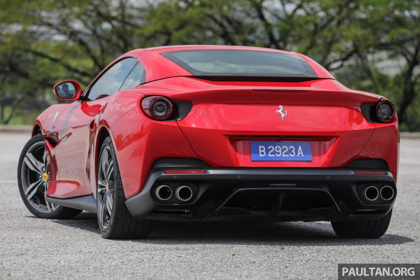 DRIVEN: Ferrari Portofino – bolder and broader appeal Image #926720