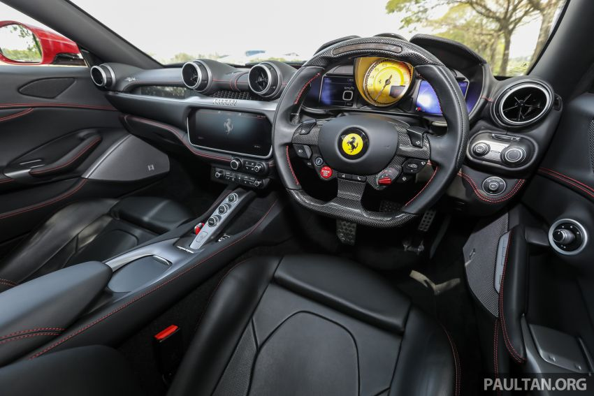 DRIVEN: Ferrari Portofino – bolder and broader appeal Image #926778