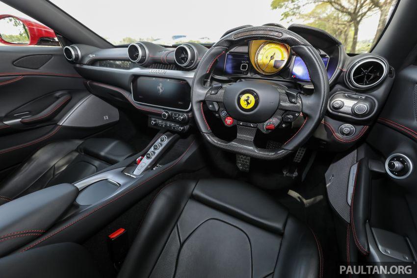 DRIVEN: Ferrari Portofino – bolder and broader appeal Image #926778