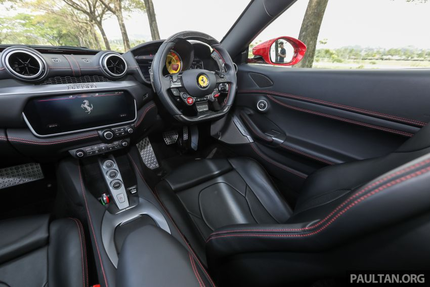 DRIVEN: Ferrari Portofino – bolder and broader appeal Image #926779