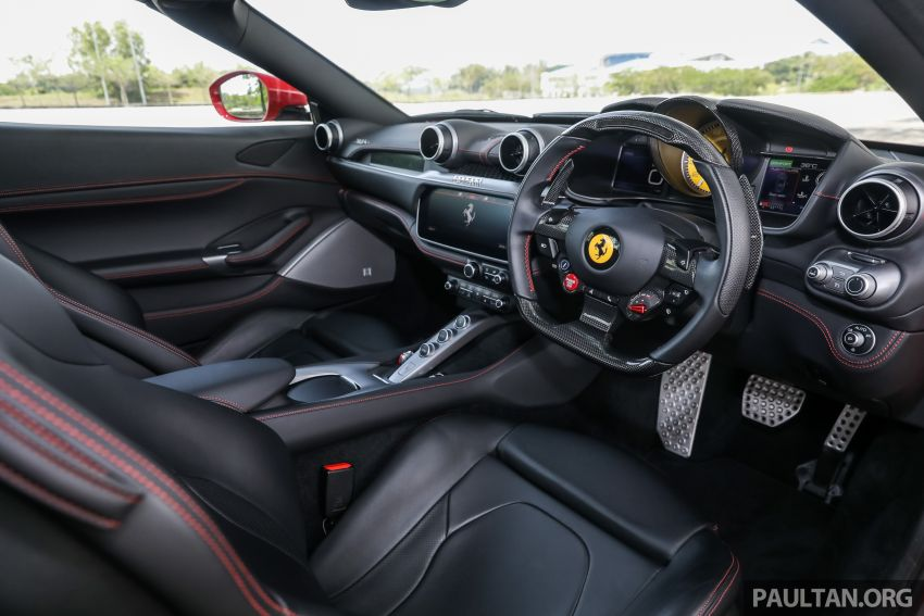 DRIVEN: Ferrari Portofino – bolder and broader appeal Image #926766