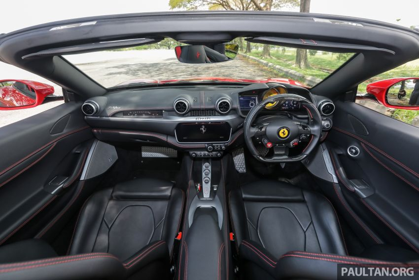 DRIVEN: Ferrari Portofino – bolder and broader appeal Image #926786