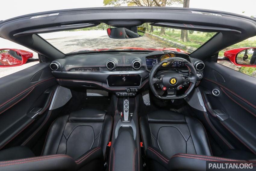 DRIVEN: Ferrari Portofino – bolder and broader appeal Image #926786