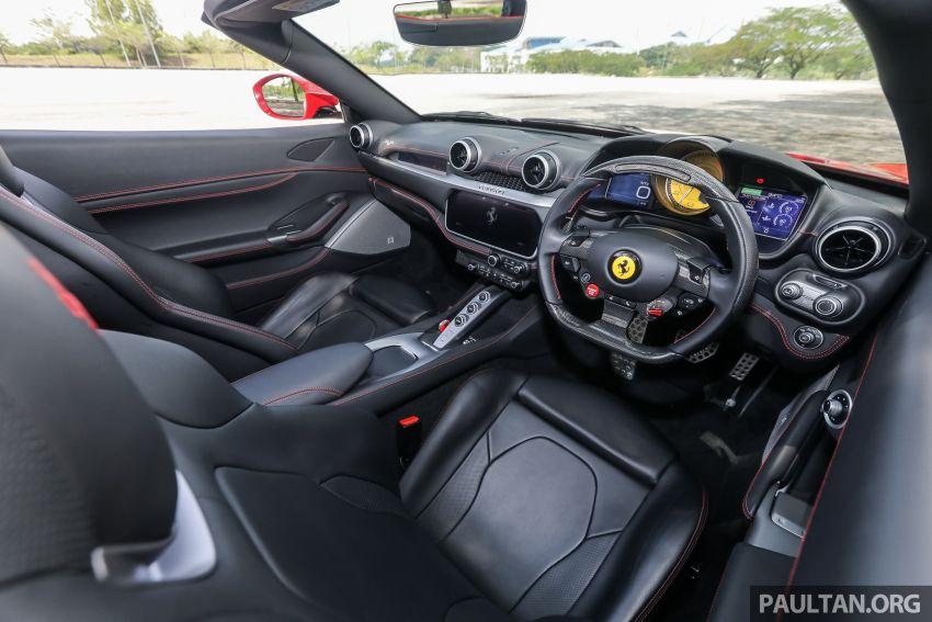 DRIVEN: Ferrari Portofino – bolder and broader appeal Image #926787