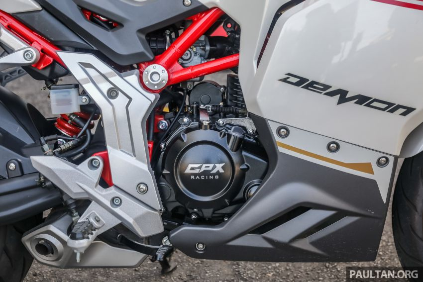 2019 GPX Racing Gentleman 200 and Demon 150 GR on sale in Malaysia – priced at RM10,978 and RM9,800 Image #925755