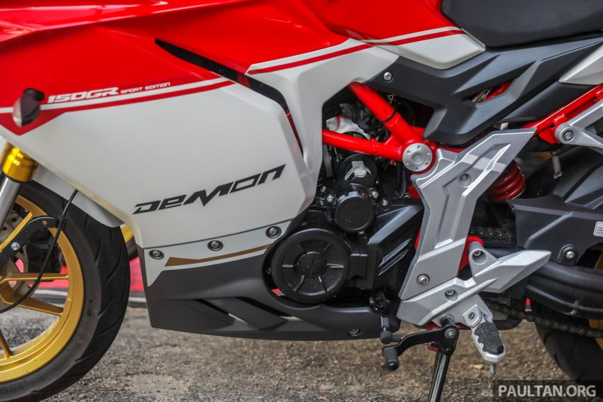 2019 GPX Racing Gentleman 200 and Demon 150 GR on sale in Malaysia – priced at RM10,978 and RM9,800 Image #925759