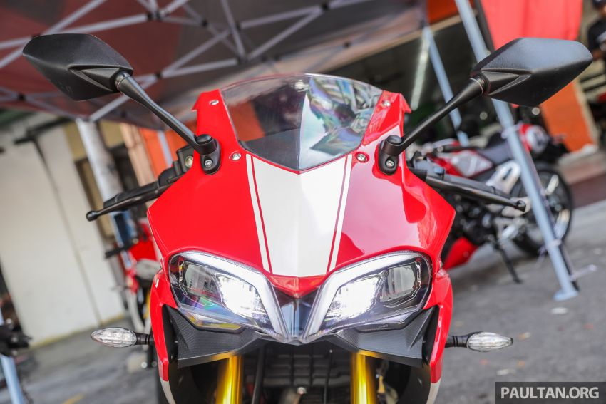 2019 GPX Racing Gentleman 200 and Demon 150 GR on sale in Malaysia – priced at RM10,978 and RM9,800 Image #925751