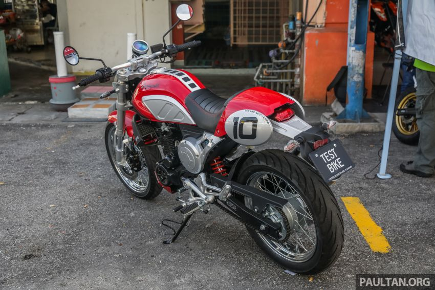 2019 GPX Racing Gentleman 200 and Demon 150 GR on sale in Malaysia – priced at RM10,978 and RM9,800 Image #925716