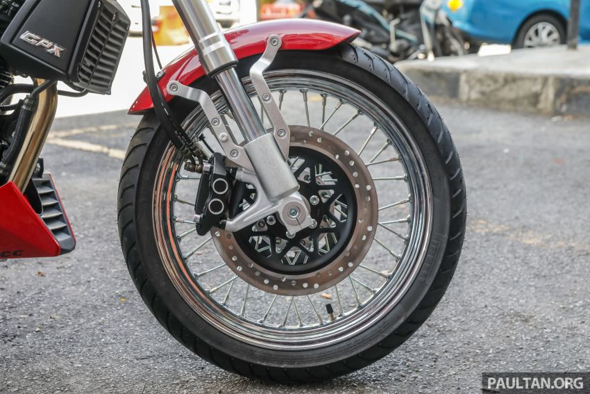 2019 GPX Racing Gentleman 200 and Demon 150 GR on sale in Malaysia – priced at RM10,978 and RM9,800 Image #925719