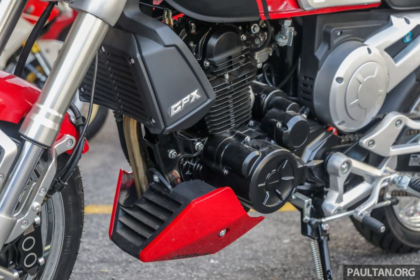 2019 GPX Racing Gentleman 200 and Demon 150 GR on sale in Malaysia – priced at RM10,978 and RM9,800 Image #925721