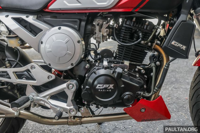 2019 GPX Racing Gentleman 200 and Demon 150 GR on sale in Malaysia – priced at RM10,978 and RM9,800 Image #925722